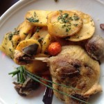 Sarladaises Potatoes and Learning to Cook with Duck Fat