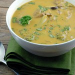 Refreshing Tom Kha Gai for the Summer