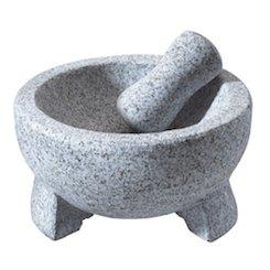 Guacamole Mortar and Pestle