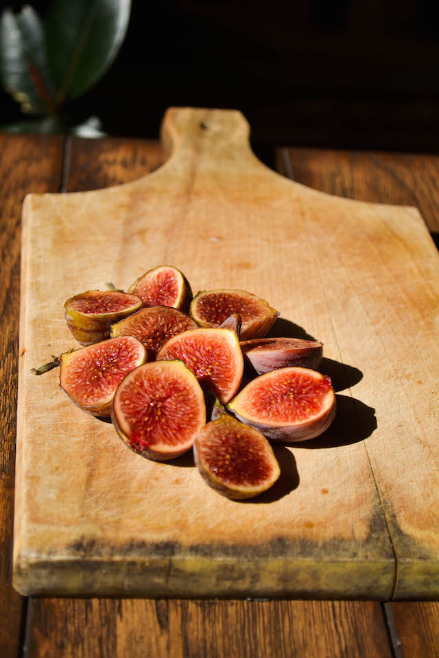 Figs from Santa Barbara's Farmer's Market