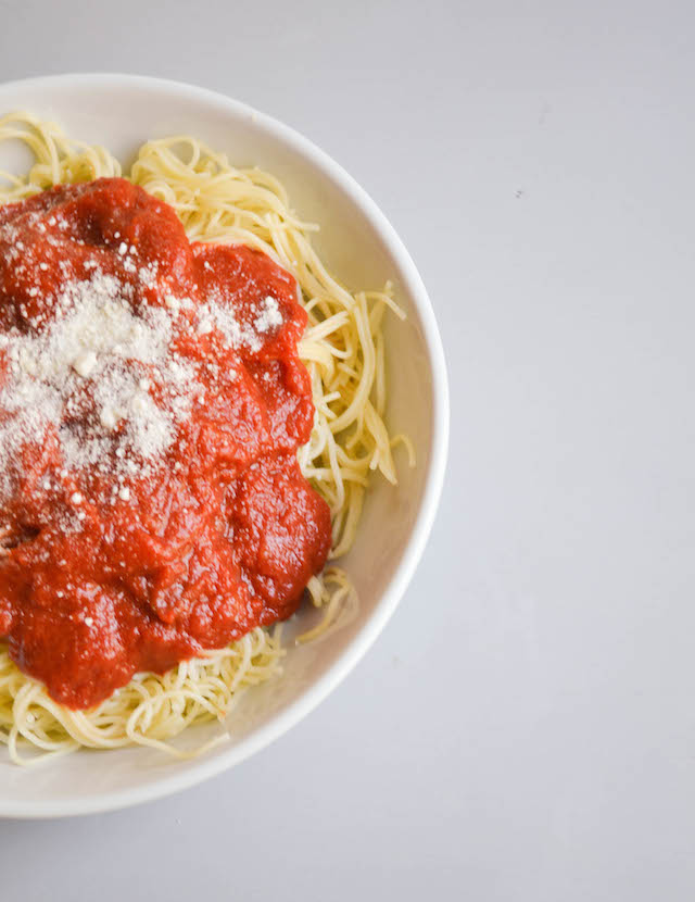 The Best Homemade Tomato Sauce