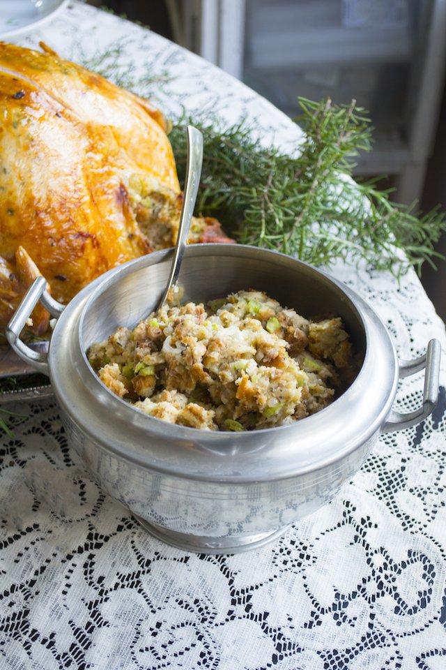Grandma's Thanksgiving Stuffing Recipe