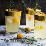 St. Germain Kumquat Cocktail