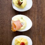 How to Make Deviled Eggs: How You Can Change Them to Make Your Own Plus Three Recipes