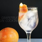 The Grapefruit Gin Cocktail