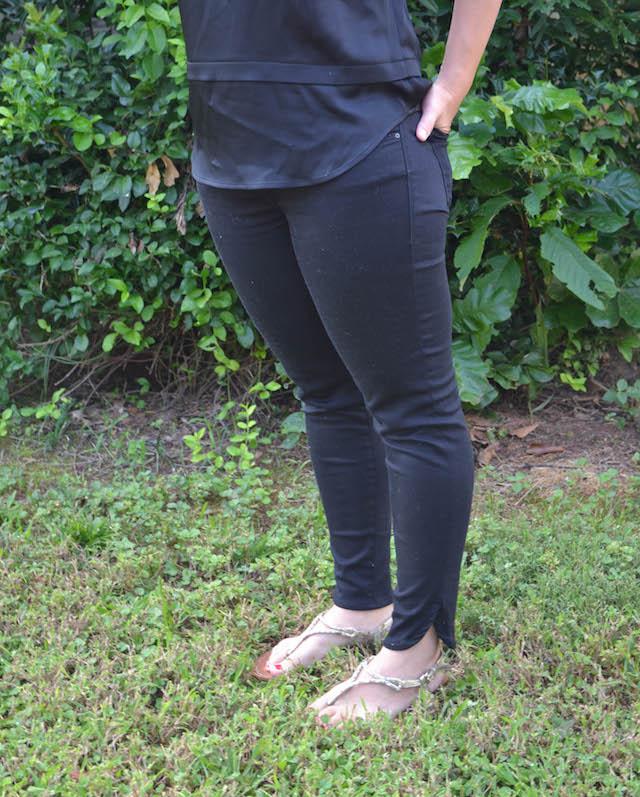 Mavi Mylee Tulip Hem Skinny Jean
