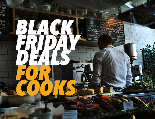 Black Friday and Cyber Monday Deals for Cooks (and Those Who Love Them)