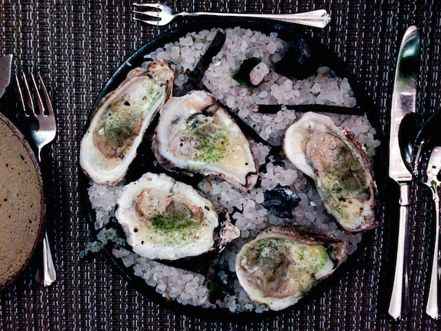 Husk Restaurant Rappahannock Oysters