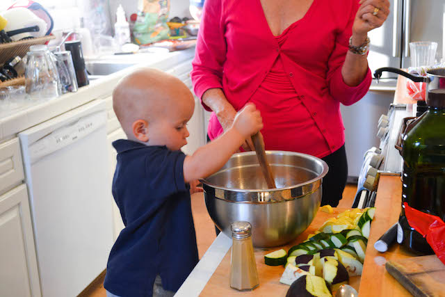 Why I don't cook kid-friendly recipes