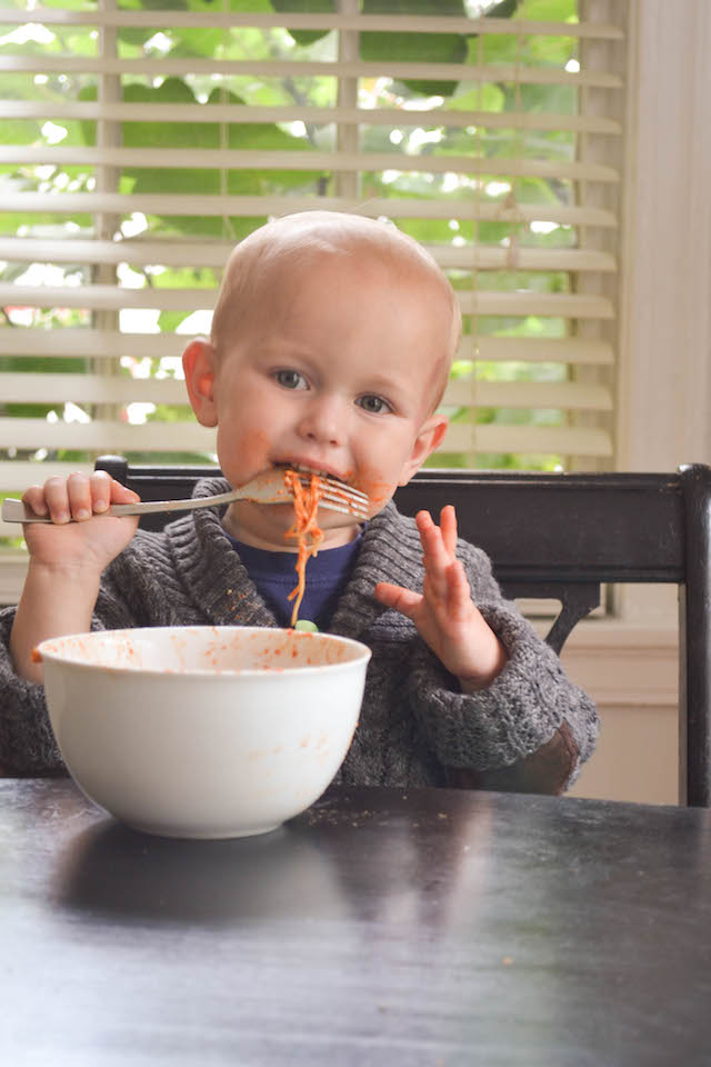 How to not have picky eaters