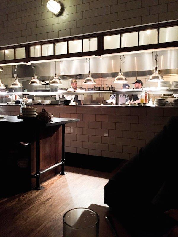 The Optimist Restaurant in Atlanta